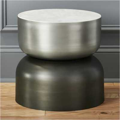silo short side table - CB2