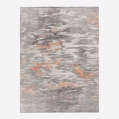 Mural Collection Static Rug - 6' x 9' - West Elm
