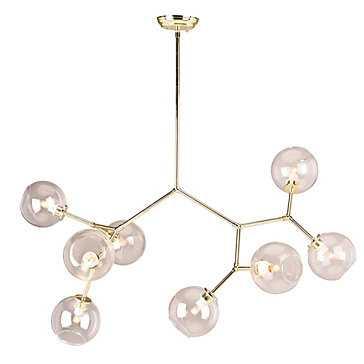 Electron Chandelier- 8 light - Z Gallerie