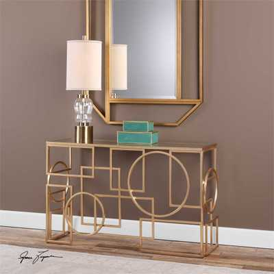 Metria, Console Table - Hudsonhill Foundry