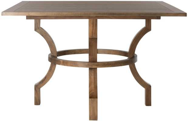 LUDLOW SQUARE DINING TABLE - OAK - Arlo Home