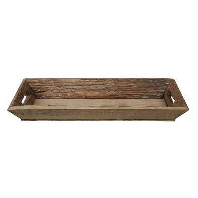 Decorative Wood Tray - 3R Studios - Target