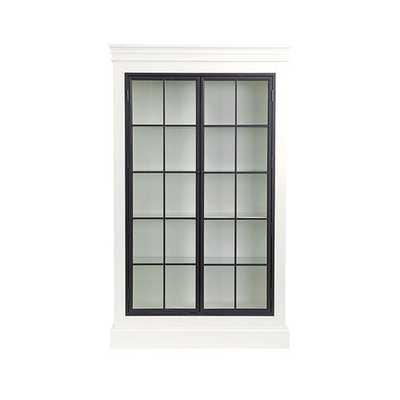 Delano Iron Door Cabinet - Ballard Designs