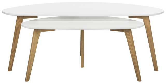 OLIDA DOUBLE COFFEE TABLE - Arlo Home