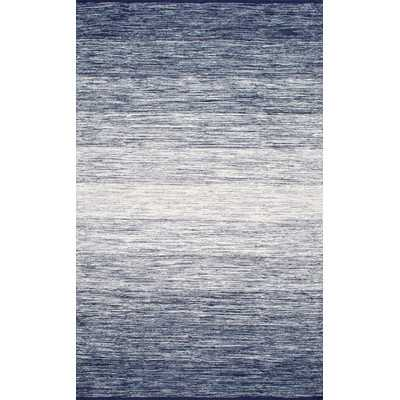 Algedi Blue Area Rug - Wayfair