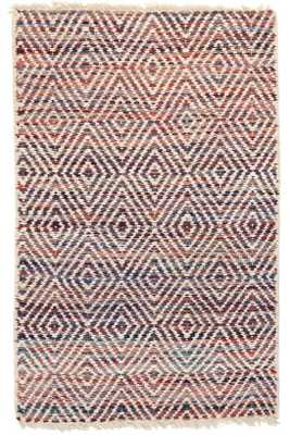 JEWEL MULTI JUTE WOVEN RUG -3x5 - Dash and Albert