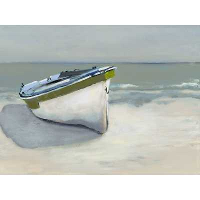 "Ballard Designs Green Turtle Cay Stretched Canvas  24"" x 32"" - Ballard Designs"