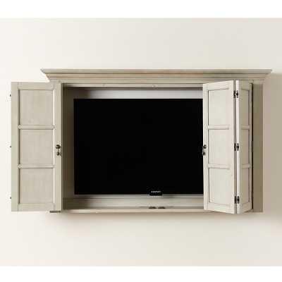Ballard Designs Hughes TV Cabinet - Ballard Designs