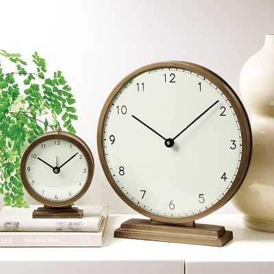 Ballard Designs Astaire Clocks  Small - Ballard Designs