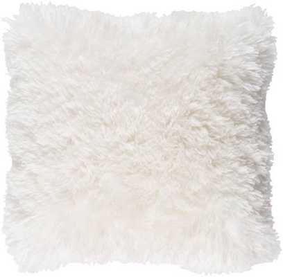"""Sheep Pillow - 18"""" x 18"""" with Down Insert - Neva Home"""