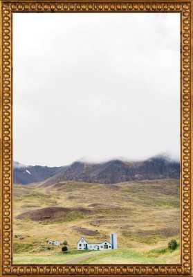 "Farmhouse Framed Art Print, 20""x28"" - Artfully Walls"