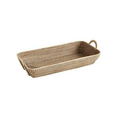 Ballard Designs Piper Woven Tray - Ballard Designs