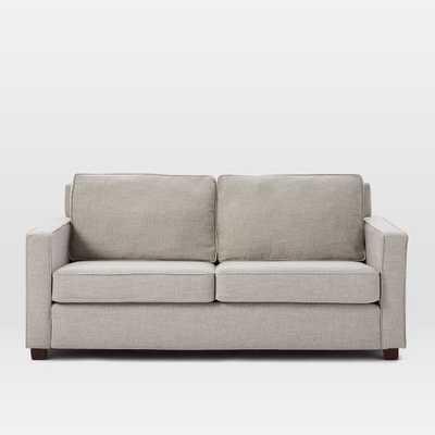 "Henry® Sofa (76"") - Gravel Twill - Quick Ship Option - West Elm"