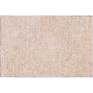 Kasen Rug, Blush/Beige - One Kings Lane