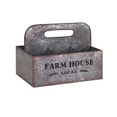 Farm Living Caddy - Mercer Collection