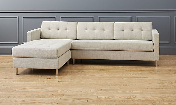 Ditto II Sectional sofa - CB2
