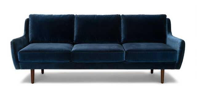 Matrix Cascadia Blue Sofa - Article