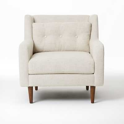 Crosby Mid-Century Armchair - West Elm