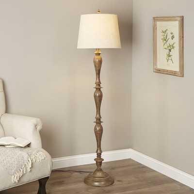 "Wilaston 65"""" Floor Lamp - Birch Lane"