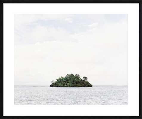 """Island - Final Framed Size: 37""""x31"""" - Artfully Walls"""