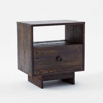 Emmerson® Reclaimed Wood Nightstand - Chestnut - West Elm