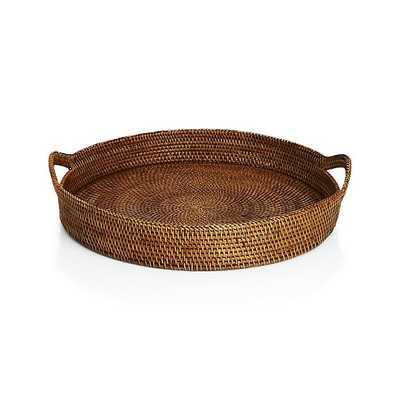 Artesia Tray - Crate and Barrel