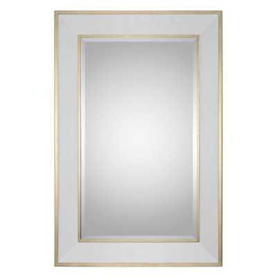 Cormor White Mirror - Hudsonhill Foundry