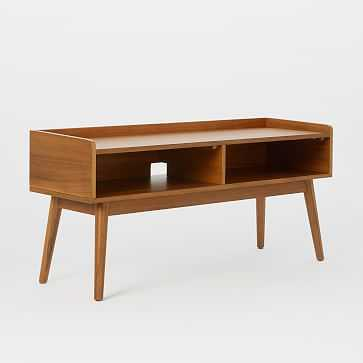 Maggie Media Console, Acorn - West Elm