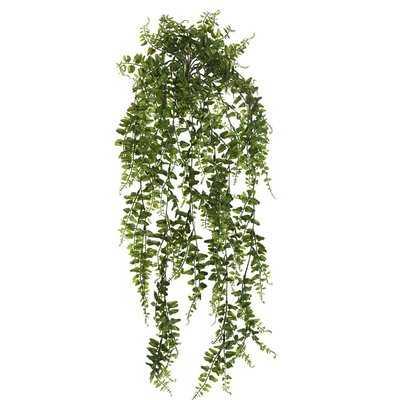 Artificial Fern Vine Foliage Plant - Wayfair
