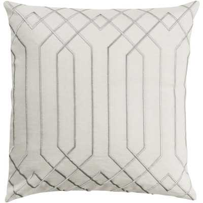 Selvage Linen Pillow Cover - Wayfair