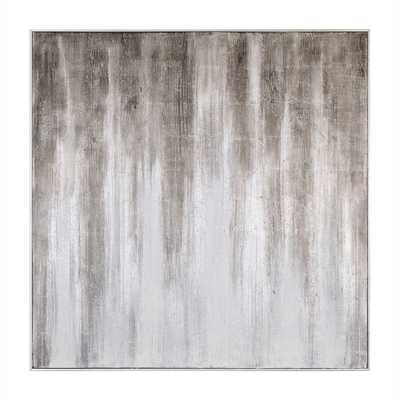 "Strait and Narrow 49""x49"" Canvas - Hudsonhill Foundry"