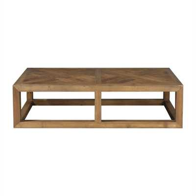 Wyatt, Coffee Table - Hudsonhill Foundry