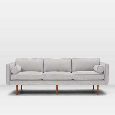 "Monroe Mid-Century Sofa (86"") - West Elm"