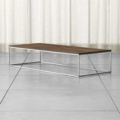 Frame Large Coffee Table - Crate and Barrel