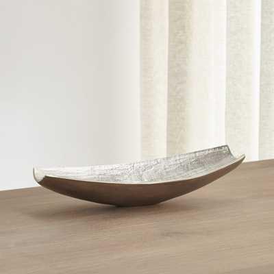 Allegra Centerpiece Bowl - Crate and Barrel