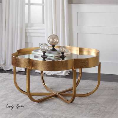 Cydney Coffee Table - Hudsonhill Foundry