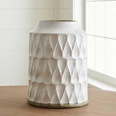 Kora Small Vase - Crate and Barrel