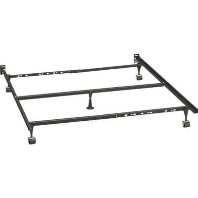 Queen Bed Frame - Crate and Barrel