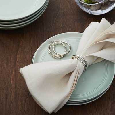 3-Ring Napkin Ring - Crate and Barrel