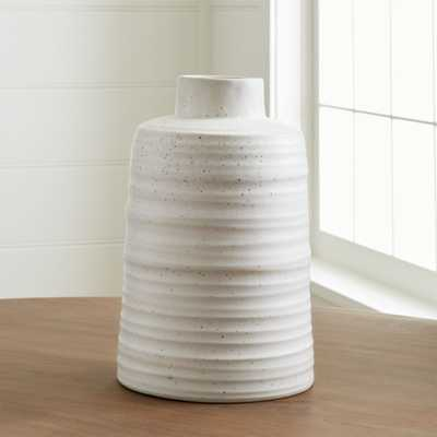 Holden Vase - Crate and Barrel