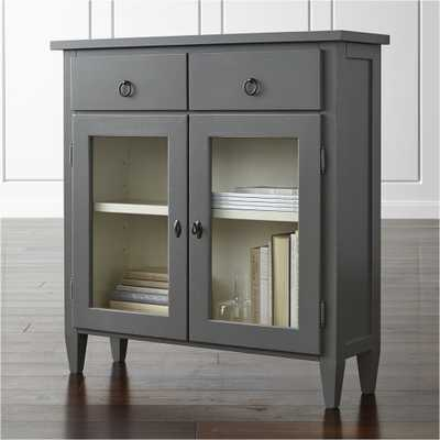 Stretto Varentone Entryway Cabinet - Crate and Barrel