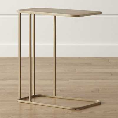Siena C Table - Crate and Barrel