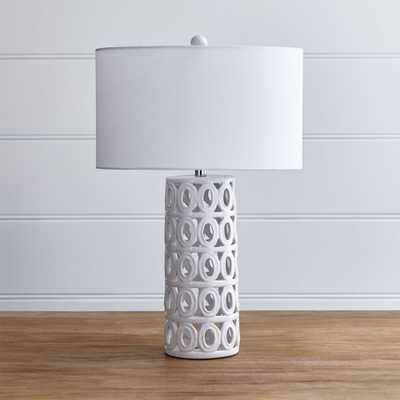 Cote Table Lamp - Crate and Barrel