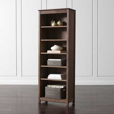 Ainsworth Walnut Bookcase - Crate and Barrel