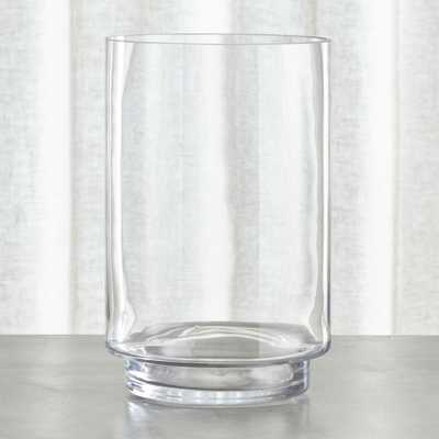 Taylor Extra Large Hurricane Candle Holder - Crate and Barrel