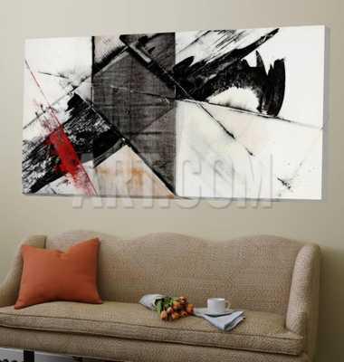 "48"" x 84"" Loft Art - art.com"