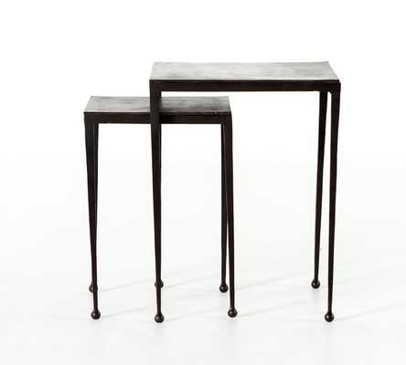 Garnet Nesting Table - Pottery Barn