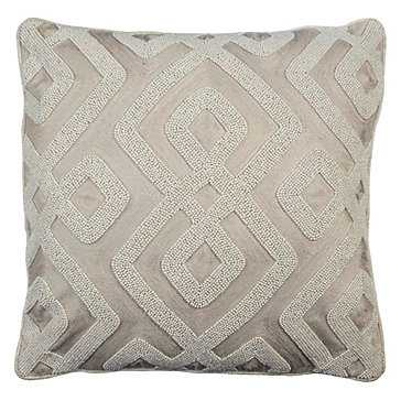 "Tressa Pillow 22"" - Z Gallerie"