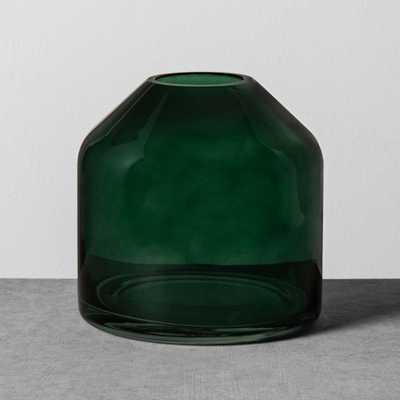 Glass Jug Vase - Green - Hearth & Hand™ with Magnolia - Target