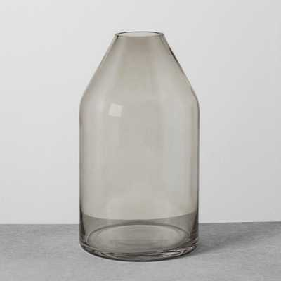 Smoke Glass Jug Vase - Hearth & Hand™ with Magnolia - Target